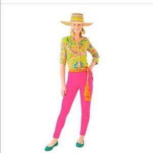 New never worn Gretchen Scott stretch pencil pants